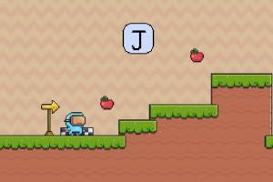 《像素英雄水果村》游戏画面1