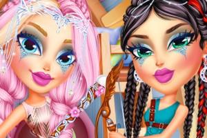 《仙子公主装》游戏画面1