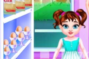 《梦幻公主蛋糕》游戏画面3