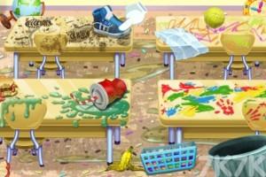 《清洁小能手》游戏画面5
