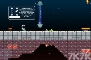 《宇航员大闯关》游戏画面2