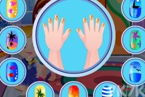 《宝贝的海边派对》游戏画面3