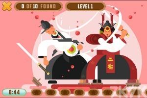 《日式找星星》游戏画面1