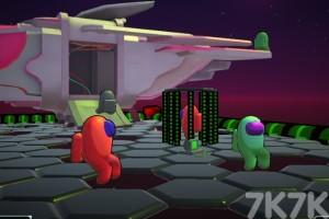 《坠落星球》游戏画面1