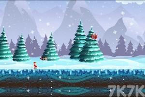《找回圣诞礼物》游戏画面3