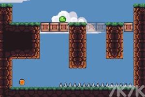 《小怪冒险之旅》游戏画面2