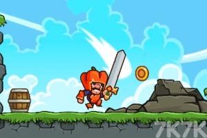 《英雄奥特里亚》游戏画面2