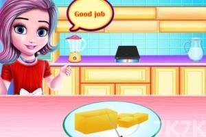 《少女的蛋糕店》游戲畫面3