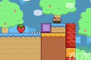 《草莓大冒險》游戲畫面3