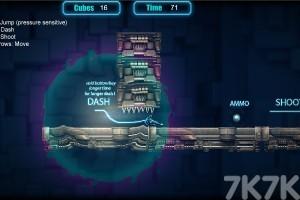 《机械人跑酷》游戏画面3