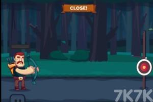 《射手的考驗》游戲畫面1