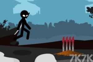 《火柴人復仇戰》游戲畫面2
