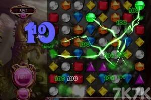 《寶石消除HD》游戲畫面4