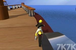 《特技摩托挑战赛》游戏画面1