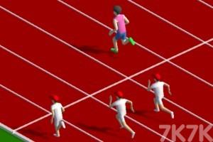 《百米速跑》游戏画面1