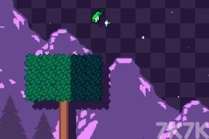 《青蛙月球冒險》游戲畫面4