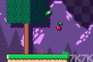《青蛙月球冒險》游戲畫面1