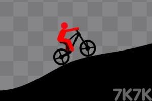 《火柴人自行車無敵版》游戲畫面2