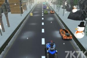 《狂飙越野四驱车》游戏画面2