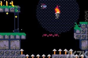 《龍穴中的忍者》游戲畫面4