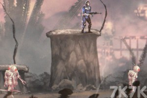 《未来枪战》游戏画面4