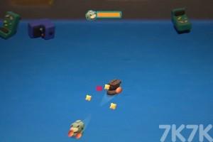 《机器人拳击赛》游戏画面1