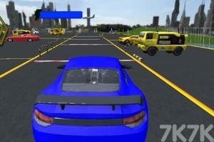 《城市停车技巧》游戏画面2