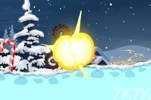 《圣诞摩托车无敌版》游戏画面4