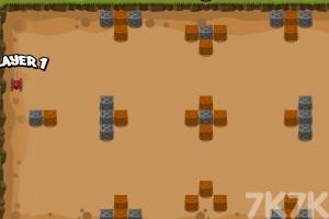 《战争坦克》游戏画面1