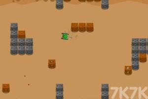 《战争坦克》游戏画面4