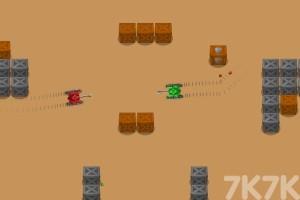 《战争坦克》游戏画面3