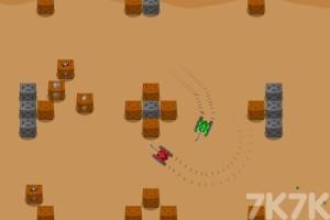 《战争坦克》游戏画面2