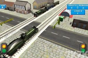 《模拟铁路口》游戏画面1