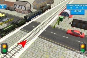 《模拟铁路口》游戏画面4
