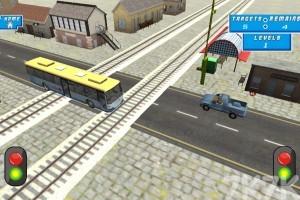 《模拟铁路口》游戏画面3