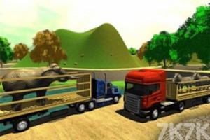 《动物运输卡车》游戏画面1