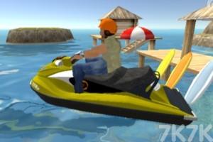 《动力帆船赛》游戏画面3