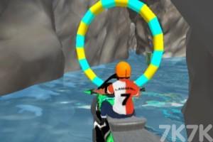 《动力帆船赛》游戏画面4