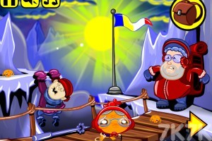 《逗小猴开心系列485》游戏画面1