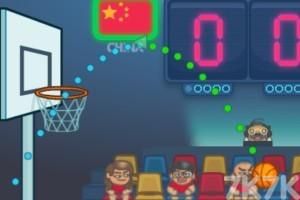 《篮球冠军赛》游戏画面1