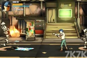 《解放者2050》游戏画面4