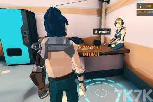 《解放者2050》游戏画面2
