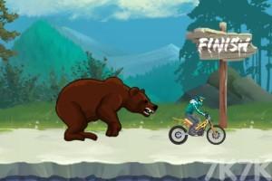 《特技摩托大赛3》游戏画面2