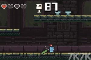 《钢铁剑士》游戏画面1