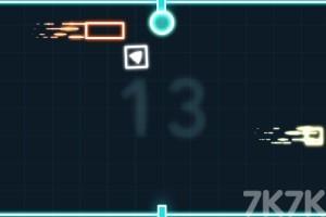 《障碍穿越小球》游戏画面4