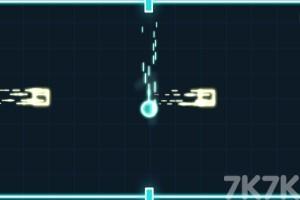《障碍穿越小球》游戏画面1