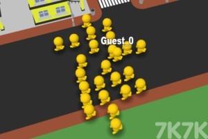 《擁擠城市》游戲畫面2
