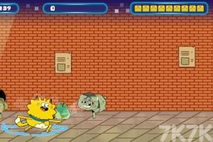 《喵星人跑酷》游戏画面3