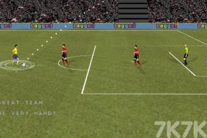 《足球大师2021》游戏画面5
