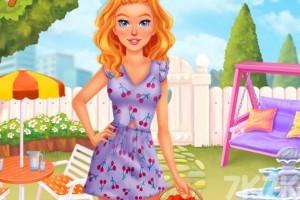 《少女的后花园》游戏画面4